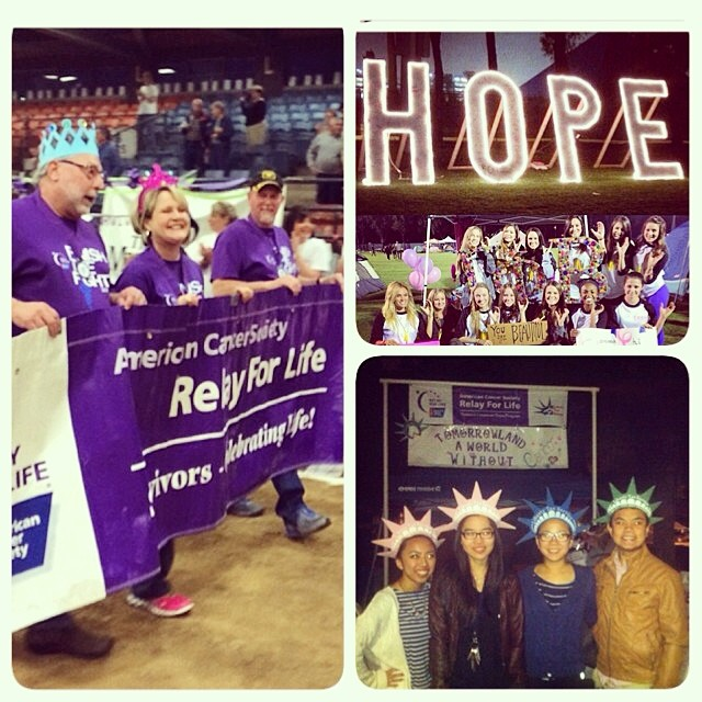 Same time same day same soul . just in different location with another 11 million supports and survivors  #relayforlife#csufrelayforlife