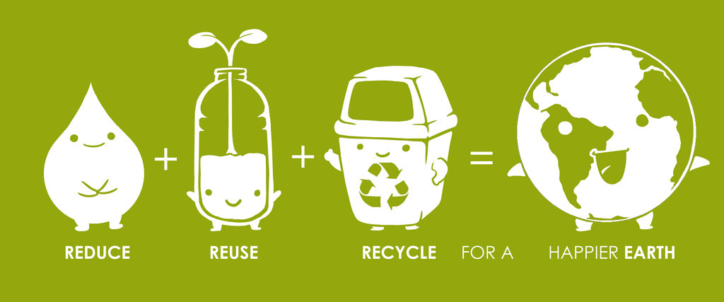 recycle items