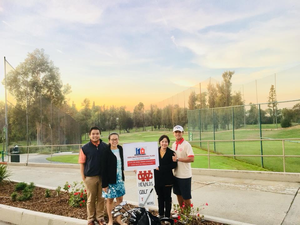 2017 Hays Trophy Golf Tournament sponsored by Kien Nam Group